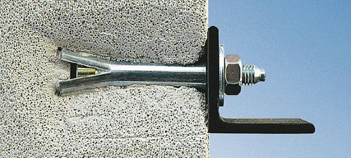 Дюбель в бетоне завод бетона цены